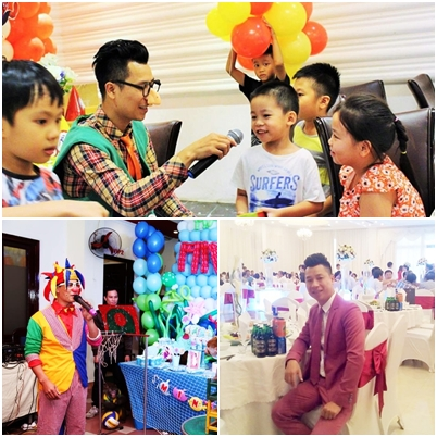 Image result for cho thue mc tro choi