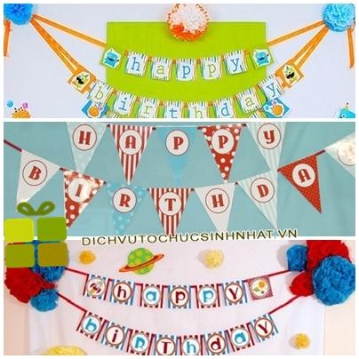 phụ kiện sinh nhật
